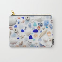 Beach Finds Carry-All Pouch