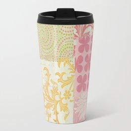 Pattern Collage 1 Travel Mug