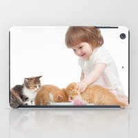 child iPad Cases featuring Child by iD70my