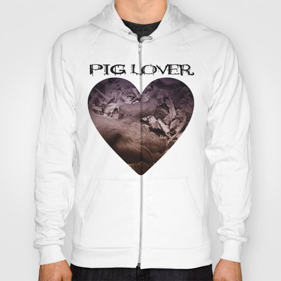 MY LITTLE PIG (Us And Them) Hoody