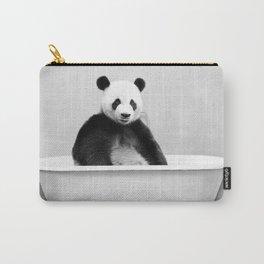 Panda Bathtub Carry-All Pouch