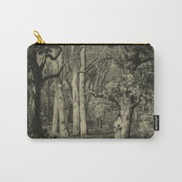 Old Oaks Carry-All Pouch