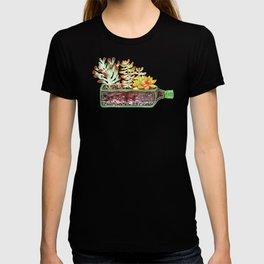 Succulent garden T-shirt