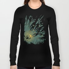 Zombie Shadows Long Sleeve T-shirt