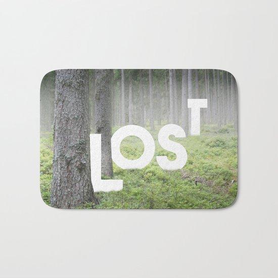 LOST Bath Mat