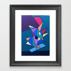 pattern art Framed Art Print