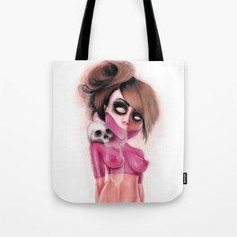 Become Fuchsia Tote Bag