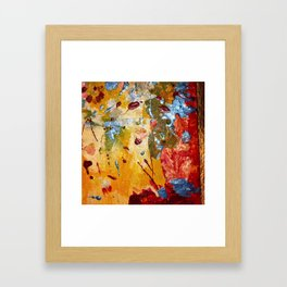 Jungle Joy Framed Art Print