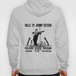 Johnny Bitcoin Hoody