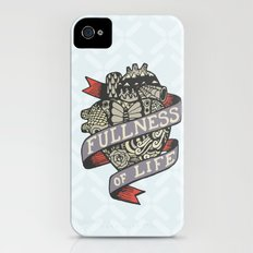 Fullness Of Life iPhone (4, 4s) Slim Case