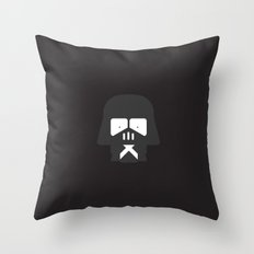Darth Fighters / Darth Vader Throw Pillow