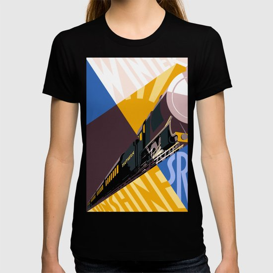 Travel South for Winter Sunshine by aapshop
