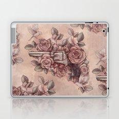 Guns & Flowers Laptop & iPad Skin