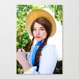 Lolita Summer Canvas Print