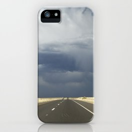Route 66 Storm iPhone Case