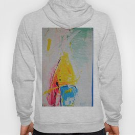 Abstract Pastel Hoody