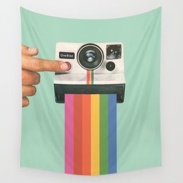 Take a Picture. It Lasts Longer. Wall Tapestry