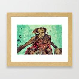 {swoon} Framed Art Print