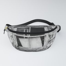 Wood, Glass and Stone Fanny Pack