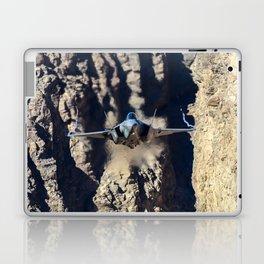 F-35 in Death Valley Laptop & iPad Skin