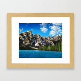Canadian Vista  Framed Art Print