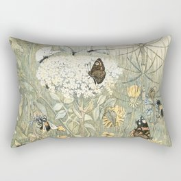 Eco warrior Rectangular Pillow
