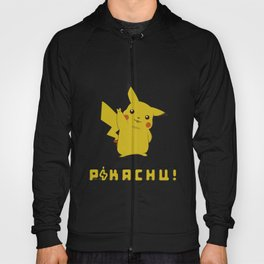 P!kachu the Electric Rat Hoody