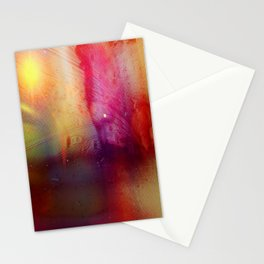 Disintegration (Falling Apart) Stationery Cards