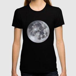 Full Moon Watercolour T-shirt