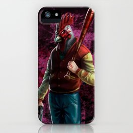 Hotline Miami - Jacket iPhone Case