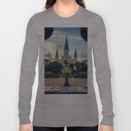 Through the Iron Gates Long Sleeve T-shirt