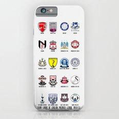 Alternate Football Teams Slim Case iPhone 6s
