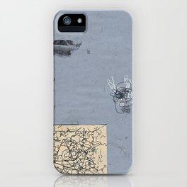 Talsohledez iPhone Case