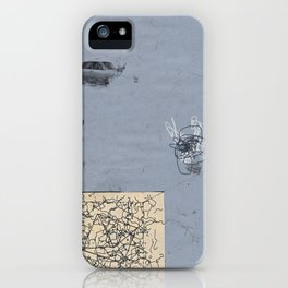 Talsohledez iPhone Case