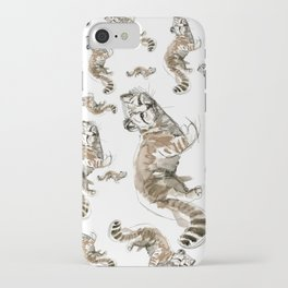 Andean mountain cat (AGA) (c) 2017 iPhone Case