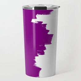 Purple balance Travel Mug