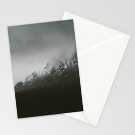 SMOKY MOODY MOUNTAINS IN SCOTLAND Stationery Cards
