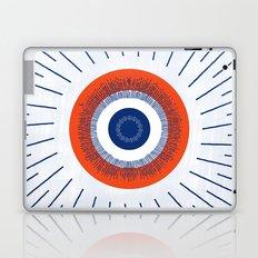 Eye Think Too Much Laptop & iPad Skin