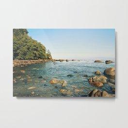 Strait of Juan de Fuca Metal Print