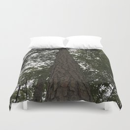 Pine Perspective II Duvet Cover