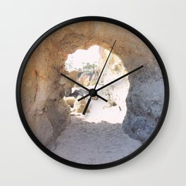 Laguna Beach Passthrough Wall Clock