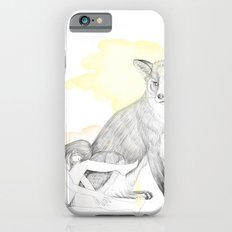 girl and fox iPhone 6s Slim Case