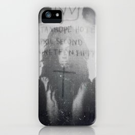 Forced Collab // Feralchild // SAMO (II) iPhone Case