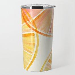 Sunny Citrus Travel Mug