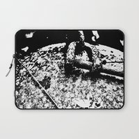 2001 Laptop Sleeves featuring 2001 by Alan Pary