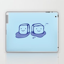 Ice Ice Baby Laptop & iPad Skin