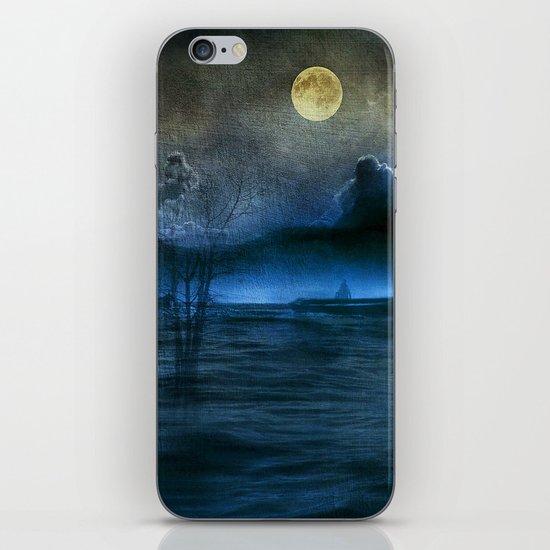 Trip in the dark II iPhone & iPod Skin