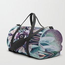 Colours of Succulents Duffle Bag
