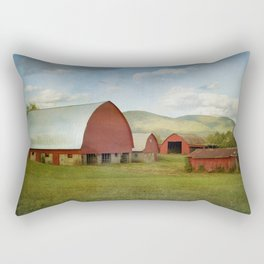 Wartburg Barns Rectangular Pillow
