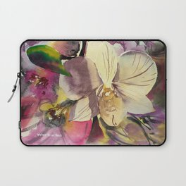 20120423 Orchid Laptop Sleeve